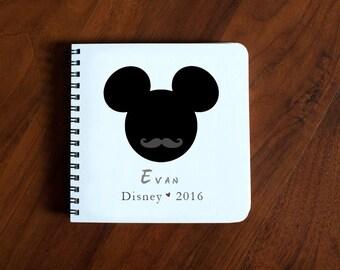 Disney Autograph Book Mickey Mouse Pirate Boy