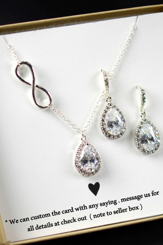 wedding jewelry bridesmaid gift bridesmaid jewelry bridal