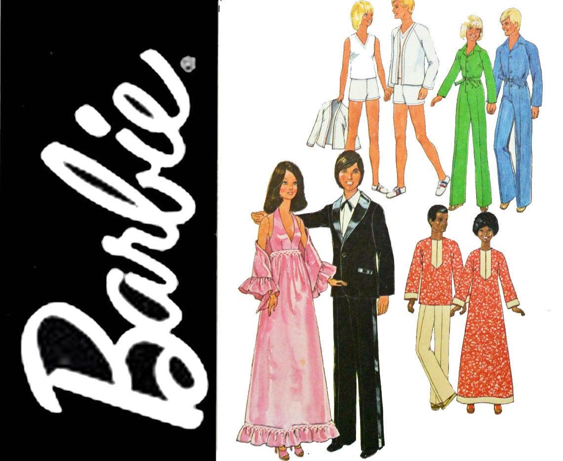 Barbie Doll Vintage Clothes 14