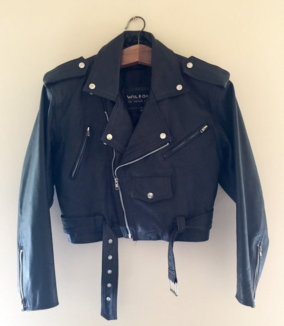 Bad Ass Leather Jacket 116