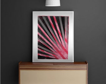Pointed Pink