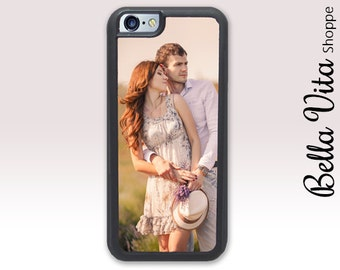 Personalized Photo iPhone 6 Plus Case, iPhone 6S Plus Case Picture Case Gift Custom I6P