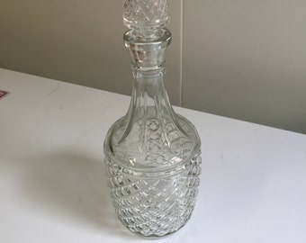 Lovely Glass Bottle