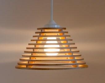 "Hanging lamp ""Cone"""