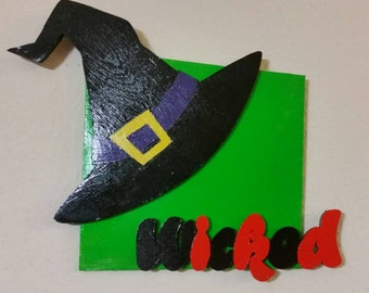 """A """"Wicked"""" Wall-hanging"""