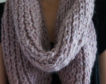 Alpaca Infinity Scarf (extra long)