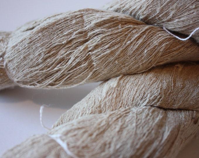2/20 Red Eri Silk Yarn
