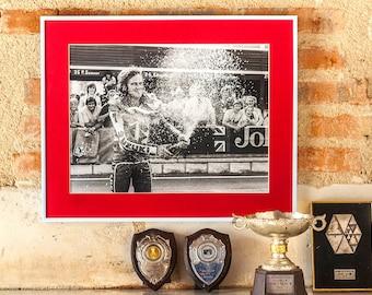 Barry Sheene - Oulton Park 1975
