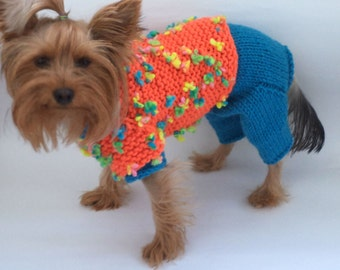 Size M- L dog clothes/winter dog sweater/clothes for dogs/For dogs/ warm dog sweater/ sweater dog/girl sweater dog/costumes dog/dog costume