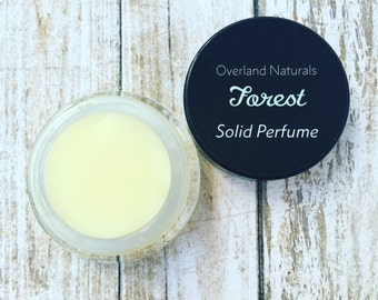 Forest Solid Perfume