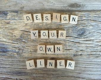 Custom Stroller Liner / Pram Liner and matching shoulder harness straps- Design your own