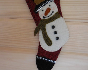 Ready For Winter Snowman Ornament