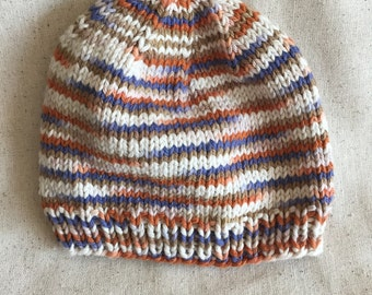Baby Knit Slouchy Beanie