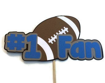Photo Booth Props-#1 Football Fan -Super Bowl Photo Booth Prop