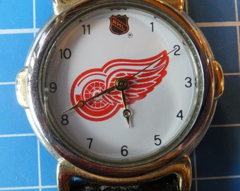 Detroit Red Wings Vintage Watch