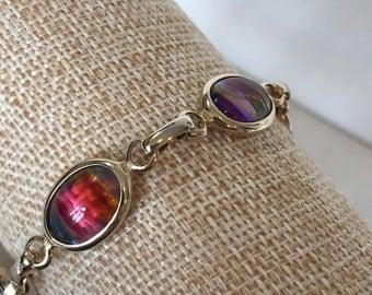 Sale Sarah Cov Rainbow Cabochon Bracelet