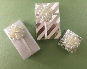 Miniature Dollhouse Wedding Gifts