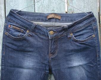 vintage DSQUARED 2 jeans denim low waist jeans skinny jeans size 29