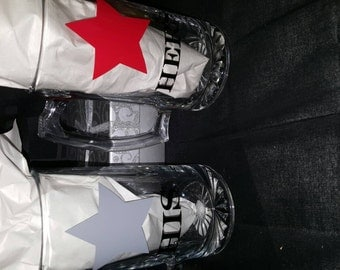 His and Her Beer Mugs