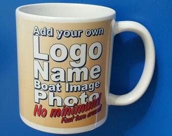 Custom 11oz Coffee Mugs