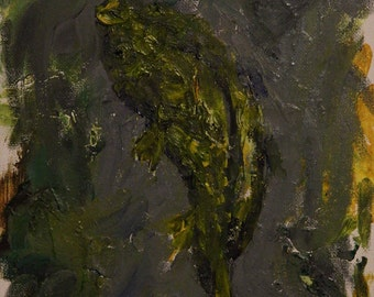 Study Carpio (oil painting)