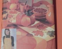 Butterick 5664 Halloween decorations pattern Uncut