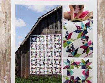 Serendipity Quilt Pattern - Moda- V and Co. - Vanessa Christenson - VC1228