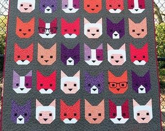 The Kittens - Elizabeth Hartman - Patterns by Elizabeth - EH 019