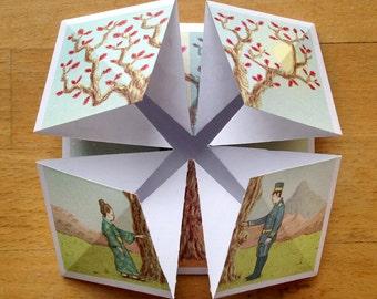 Origami Comic