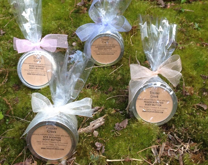 Bridesmaid  Mini Bath and Body Gifts