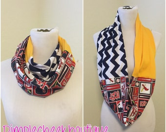 St. Louis cardinals scarf