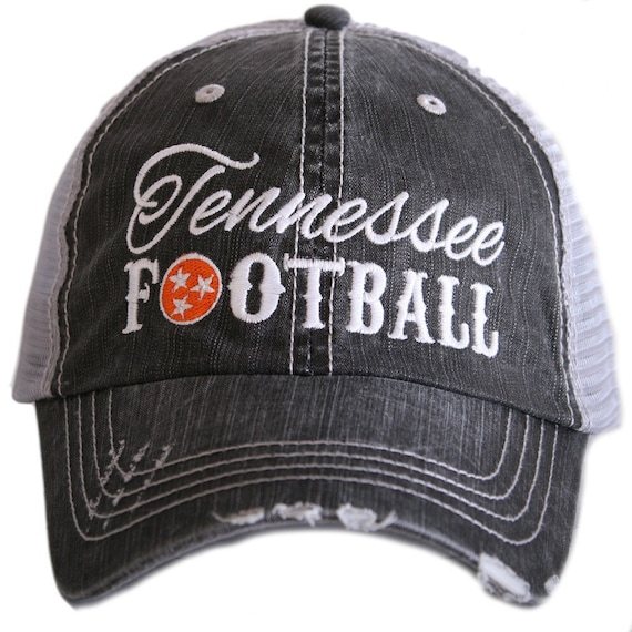 tennessee forever baseball hat tenessee football trucker hat