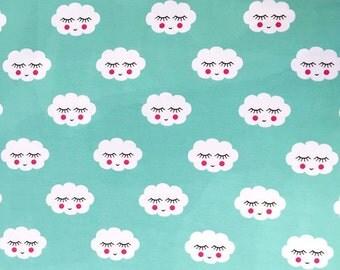 """Nooteboom mint Jersey """"Little Cloud"""""""