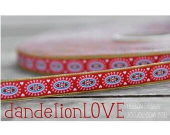 """Ribbon color mix """"dandelion love"""""""