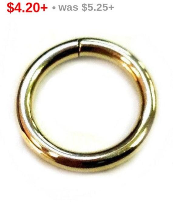 20g 16g 14kt gold filled piercing hoop earring cartilage