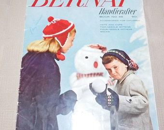 Vintage Bernat Handcrafter