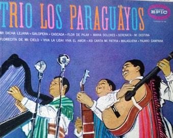 Trio Los Paraguayos - vinyl record