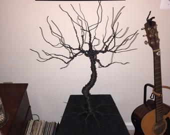 Decorative Wire Trees
