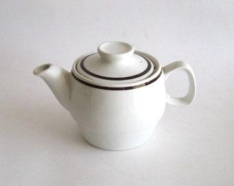 Royal Doulton Hotelware Individual Size Steelite Tea Pot