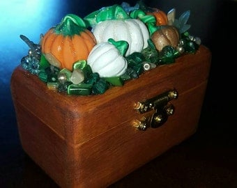 Pumpkin Ring Box