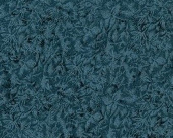 Maritime Green Fairy Frost Fabric