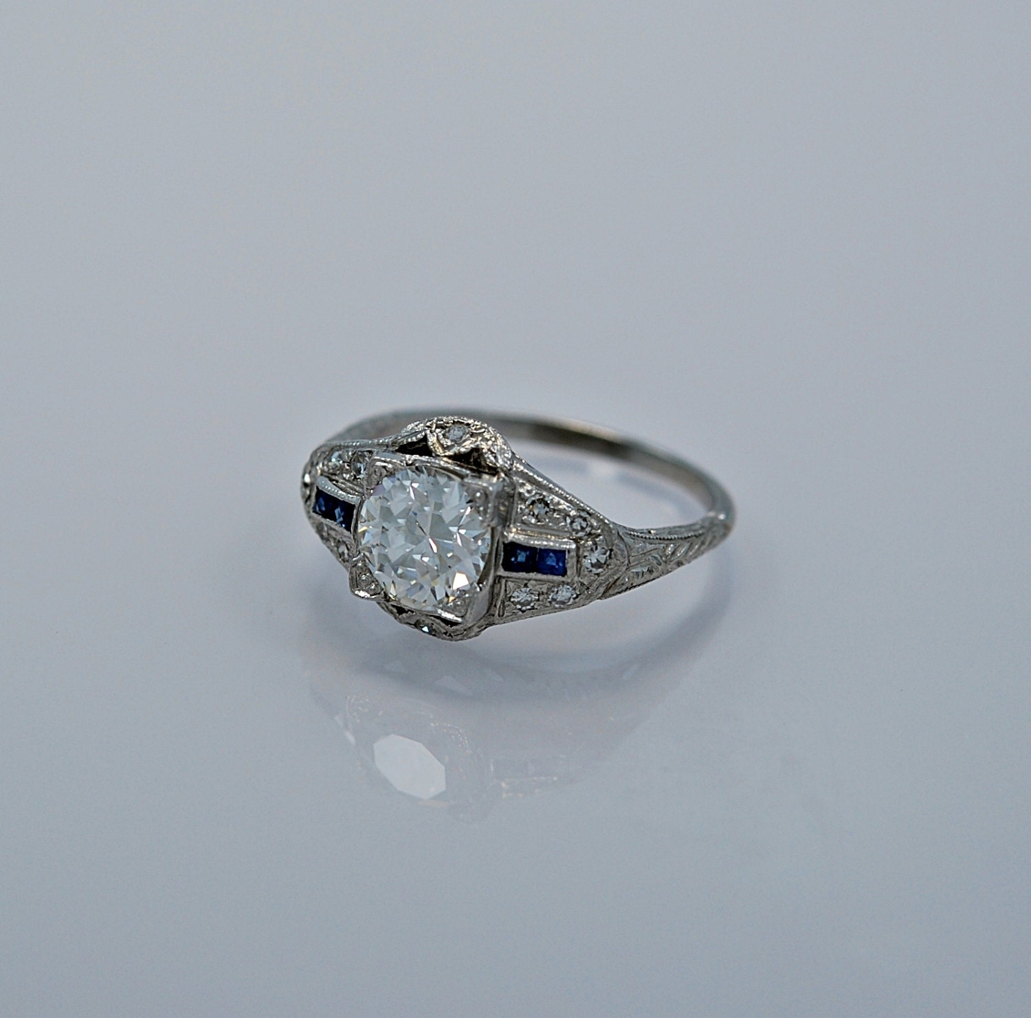 Elegant 7000 Dollar Engagement Ring Engagement Wedding Diamond Ring