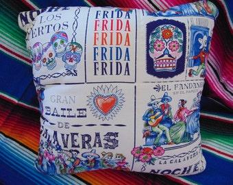 Calaveras Pillows