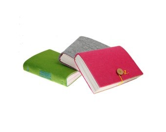 Felt Notebooks