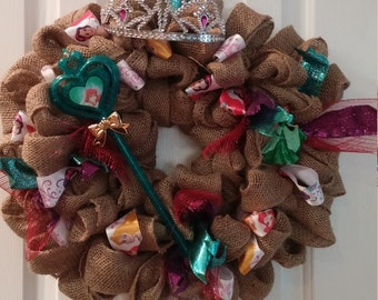 Disney Ariel wreath