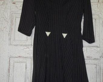 Vintage 40's Dress Size S-M