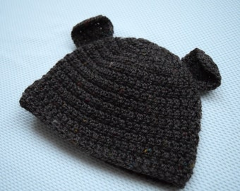 Cute babyhat with ears for babies