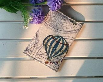 Hotair Balloon Passport cover_3