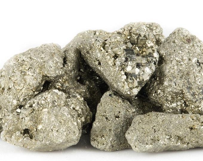 Pyrite, 1 Pound, for Home Decor and Reiki