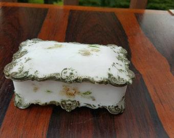 Vintage Decorative Jewel Box